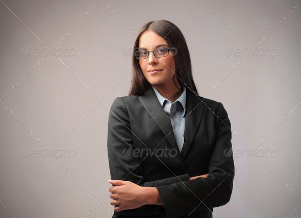 Businesswoman - Stock Photo - Images