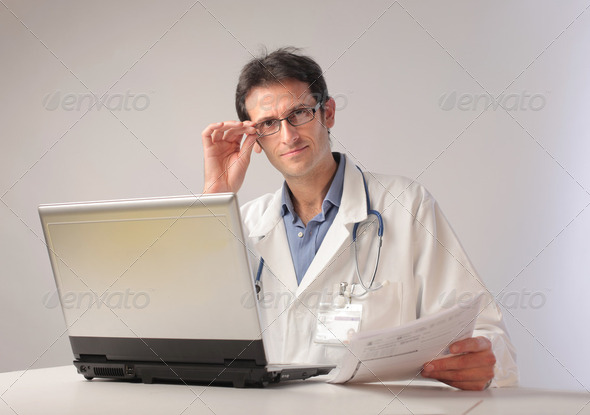 Clinic - Stock Photo - Images