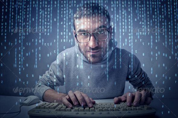 Programmer - Stock Photo - Images