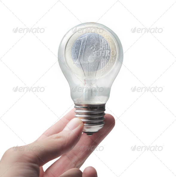 Energy costs - Stock Photo - Images