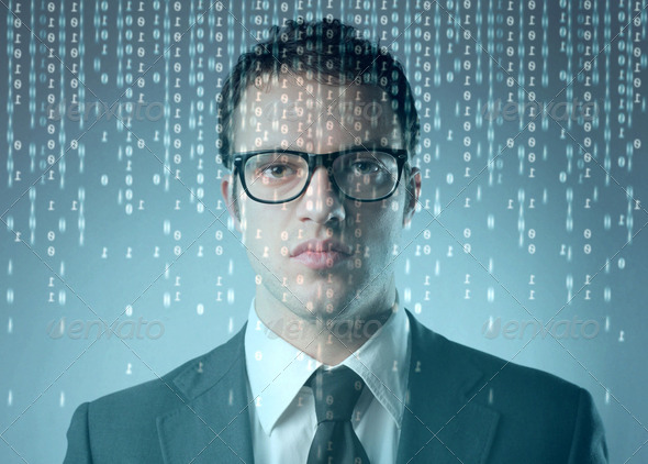 Technology for business - Stock Photo - Images