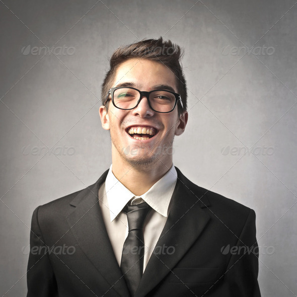 Laugh - Stock Photo - Images