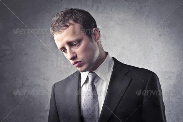 Sadness - Stock Photo - Images