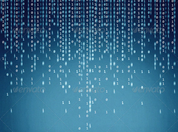 Binary - Stock Photo - Images