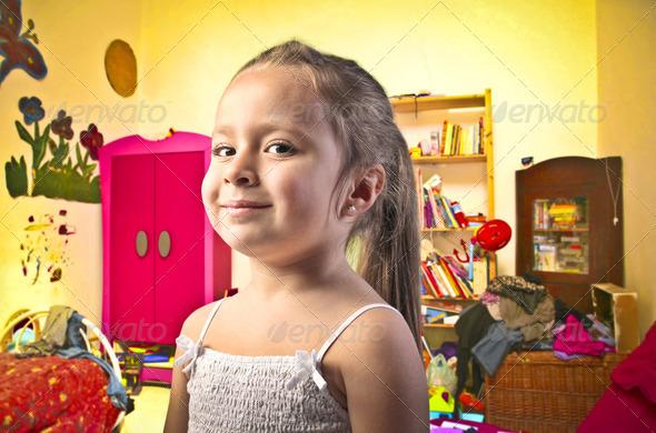 Children's bedroom - Stock Photo - Images