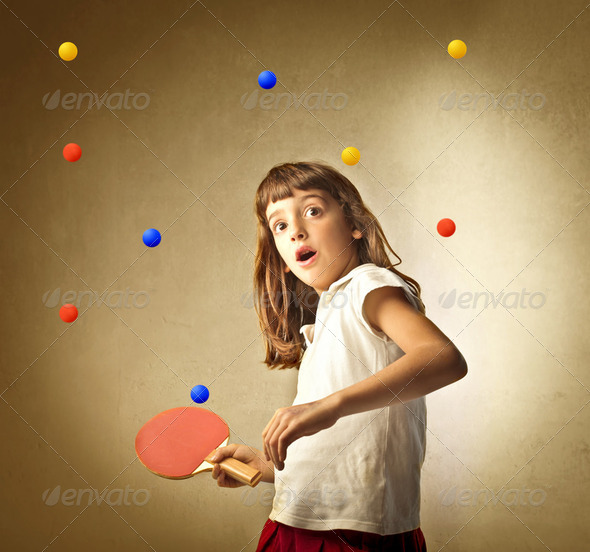 Hard game - Stock Photo - Images