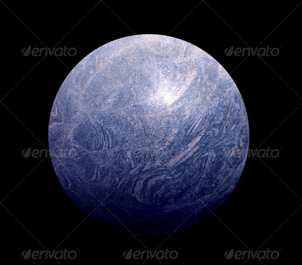 New planet - Stock Photo - Images