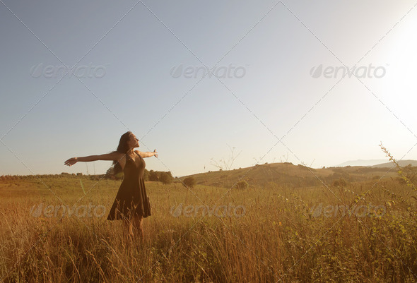 Country lifestyle - Stock Photo - Images