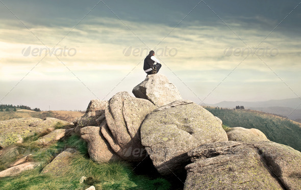 Solitude - Stock Photo - Images