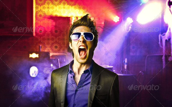 Discotheque - Stock Photo - Images