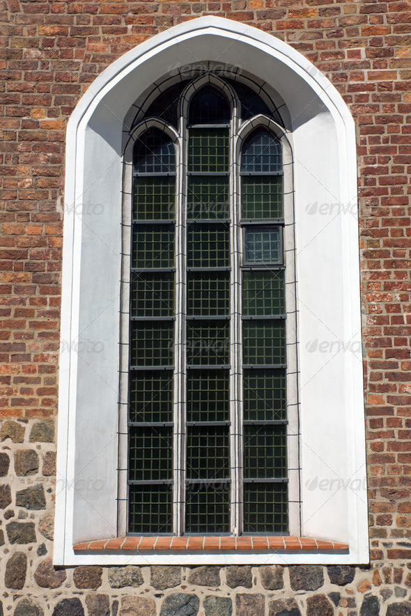 Church window - Stock Photo - Images