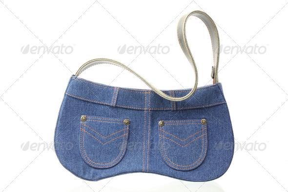 Lady Handbag - Stock Photo - Images