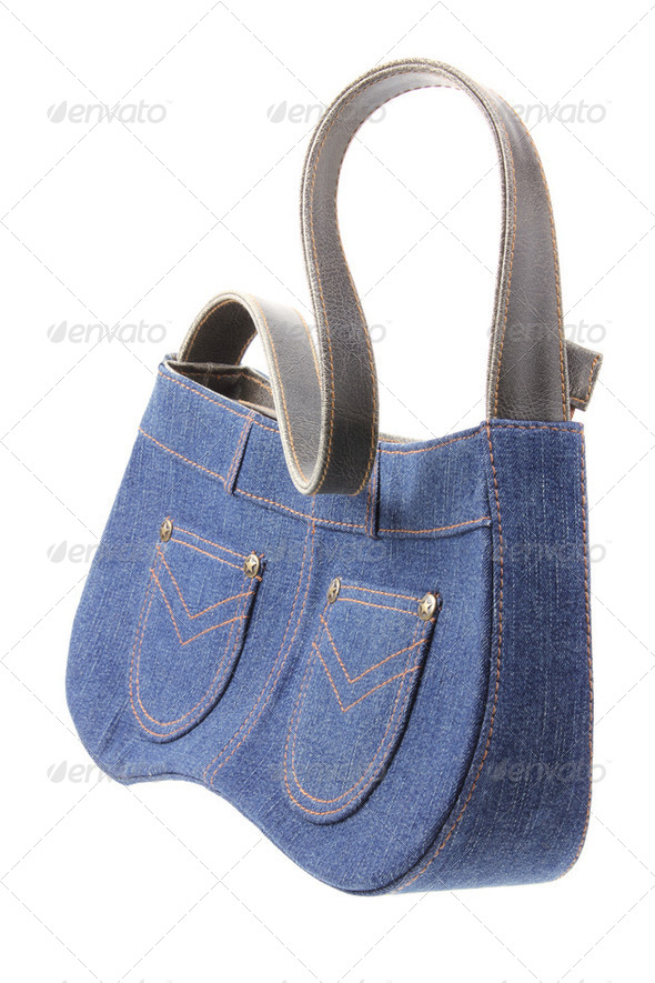 Lady Handbag - Stock Photo - Images
