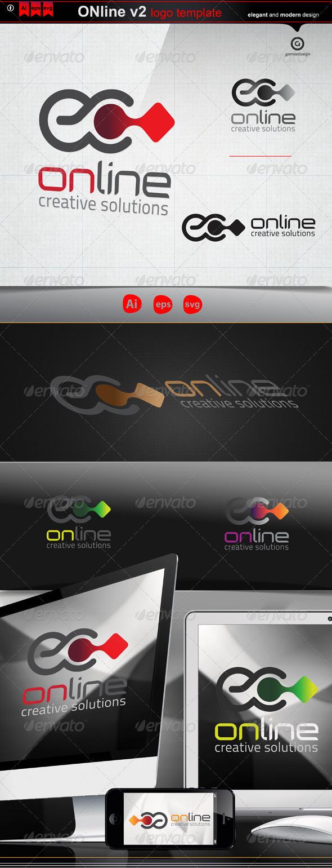 Online v02 - Logo Templates