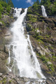 detail of Nardis waterfalls, val di Genova - PhotoDune Item for Sale