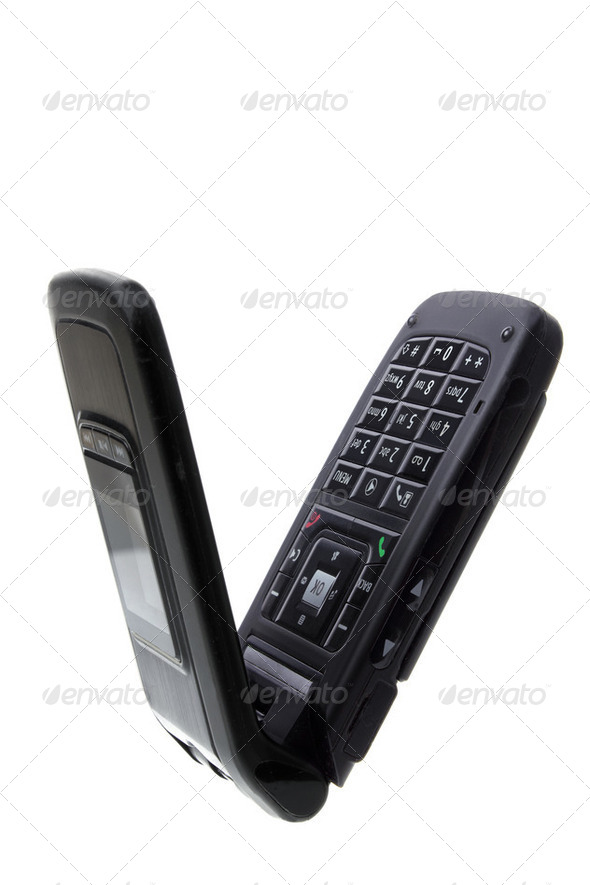 Mobile Phone - Stock Photo - Images