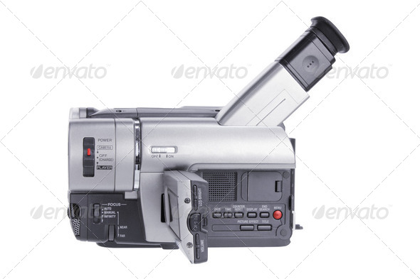 Video Camera - Stock Photo - Images