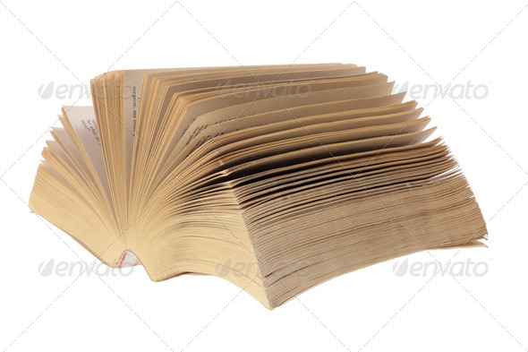 Paperback - Stock Photo - Images