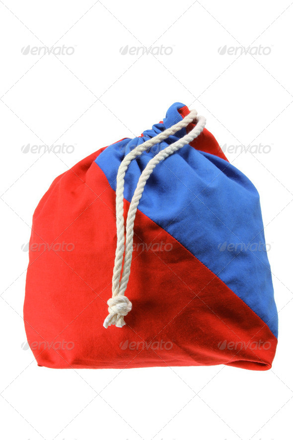 Gift Sack - Stock Photo - Images