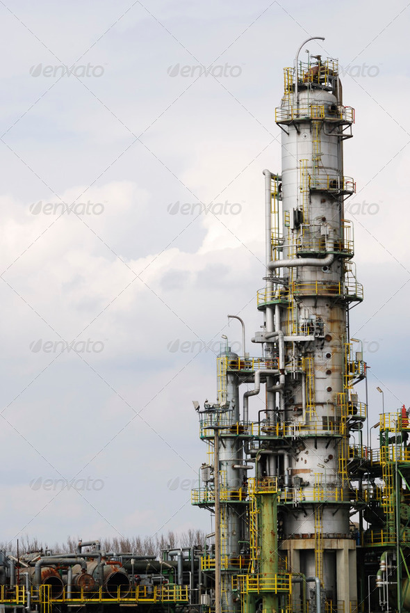 Chemical Industry - Stock Photo - Images