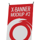 X-Banner Mockup (Vol. 2) - GraphicRiver Item for Sale