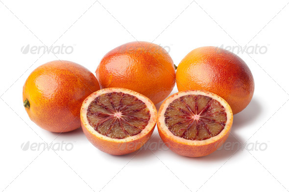Blood oranges - Stock Photo - Images