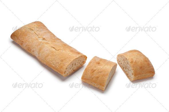 Fresh ciabatta - Stock Photo - Images