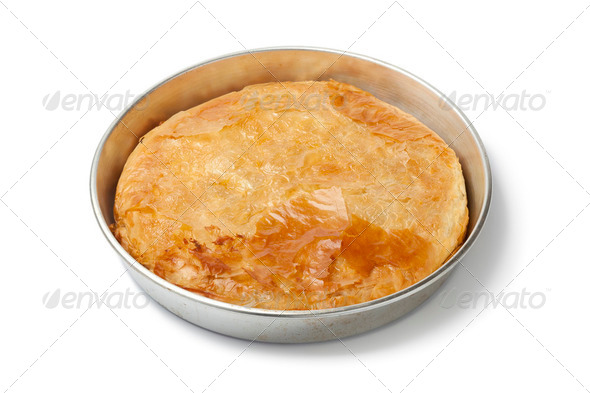Fresh Moroccan Pastilla - Stock Photo - Images