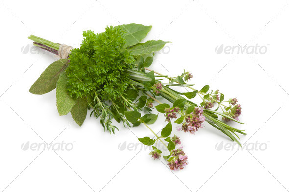 Bouquet garni - Stock Photo - Images