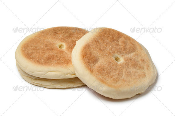 Homemade Moroccan bread - Stock Photo - Images
