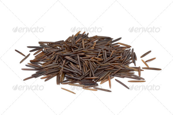 Wild rice - Stock Photo - Images