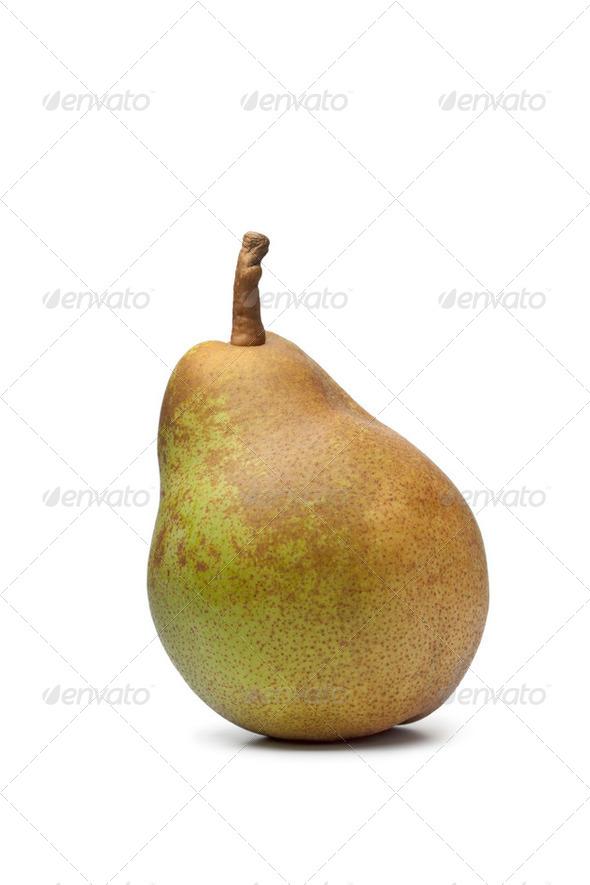 Whole fresh pear - Stock Photo - Images