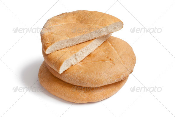 Moroccan Bread - Stock Photo - Images