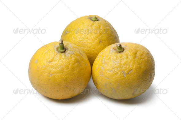 Bergamot oranges - Stock Photo - Images