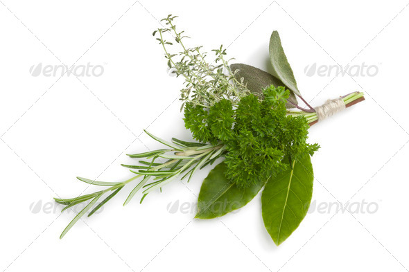 Bouquet garni - Stock Photo - Images