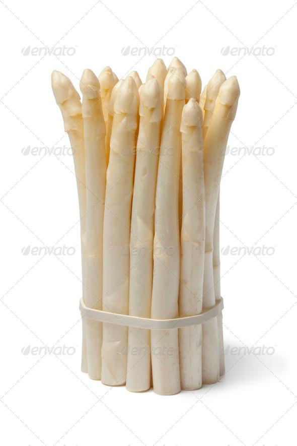 White mini asparagus - Stock Photo - Images