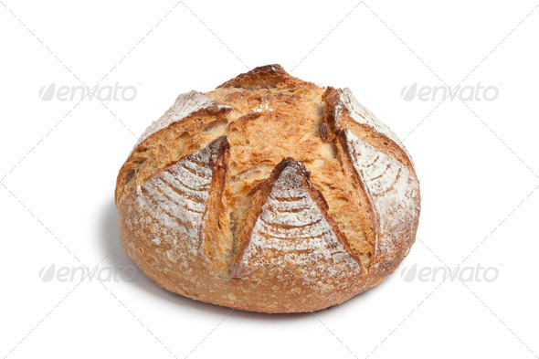 Fresh homemade bread - Stock Photo - Images