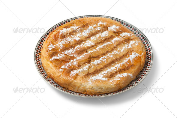 Whole Fresh Moroccan Pastilla - Stock Photo - Images