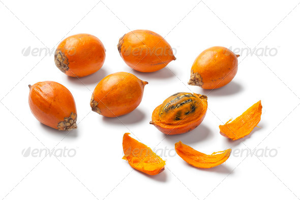 Fresh Awarra fruit - Stock Photo - Images