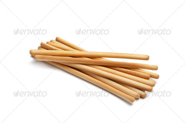 Fresh breadsticks - Stock Photo - Images
