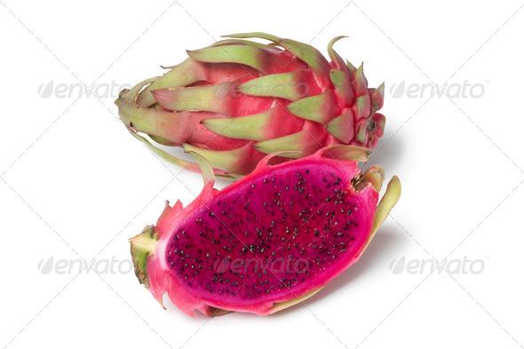 Pink Costa Rica Pitaya - Stock Photo - Images