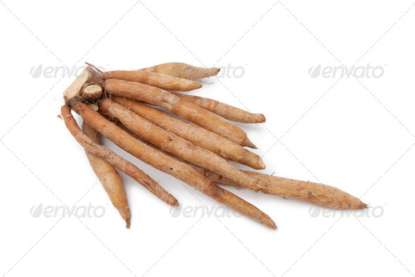 Thai ginger - Stock Photo - Images