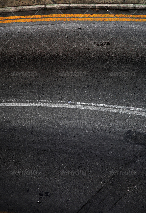 asphalt a backgrounds - Stock Photo - Images