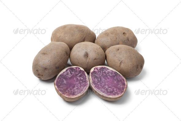 Truffle potatoes - Stock Photo - Images