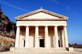 Greek temple in Kerkyra - PhotoDune Item for Sale