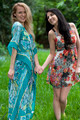 Two frinds ouside in summer dress' - PhotoDune Item for Sale