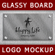Logo Mockup - GraphicRiver Item for Sale