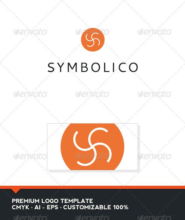 Symbolico Logo Template - Symbols Logo Templates