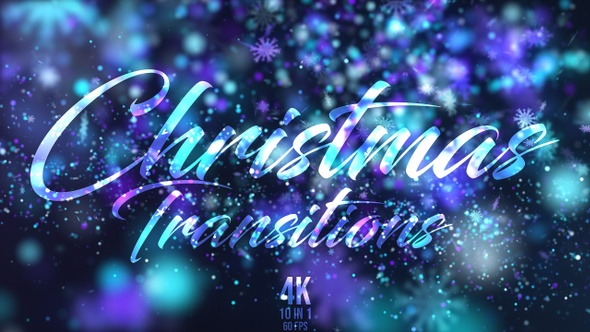 Christmas Transitions 22902428