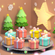 Christmas Gifts Factory - VideoHive Item for Sale